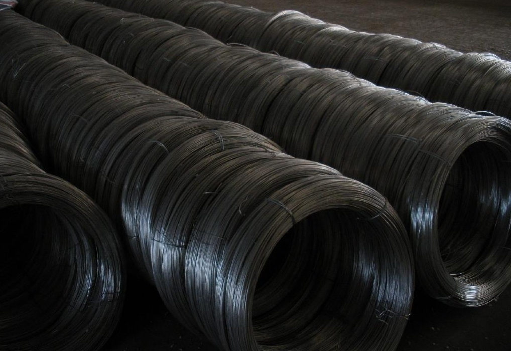 Balck-annealed-wire